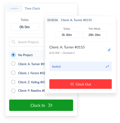 Web time table - Instant Timesheets on any Browser