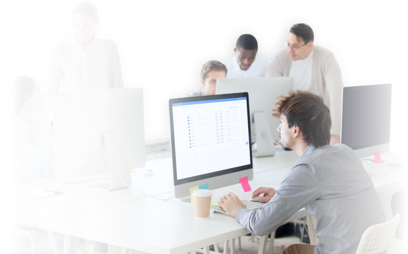 Web-based time clock software for employees