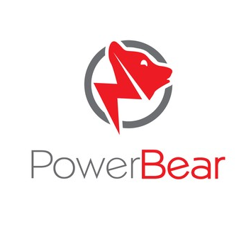 Powerbear logo