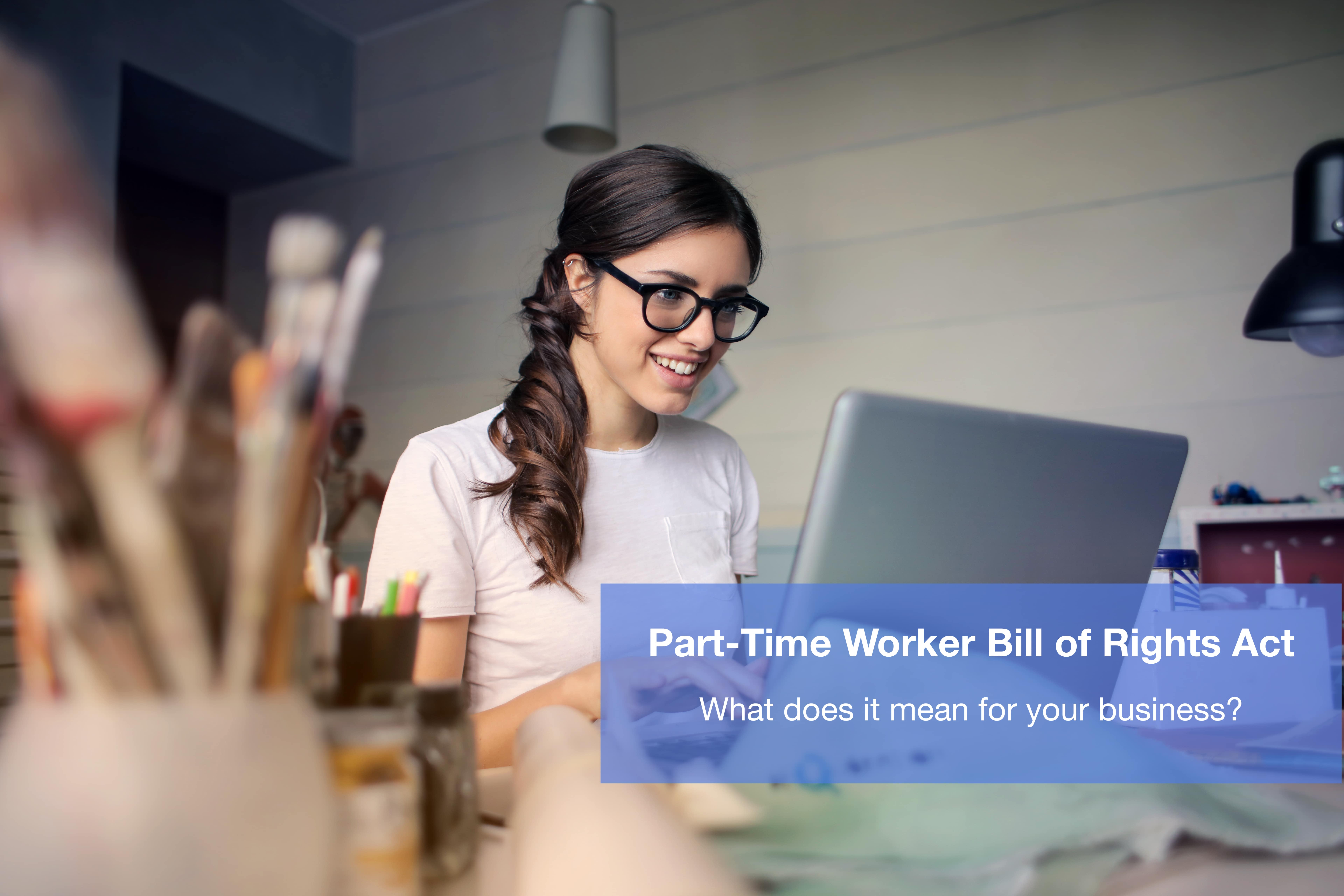 Part time worker bill of rights