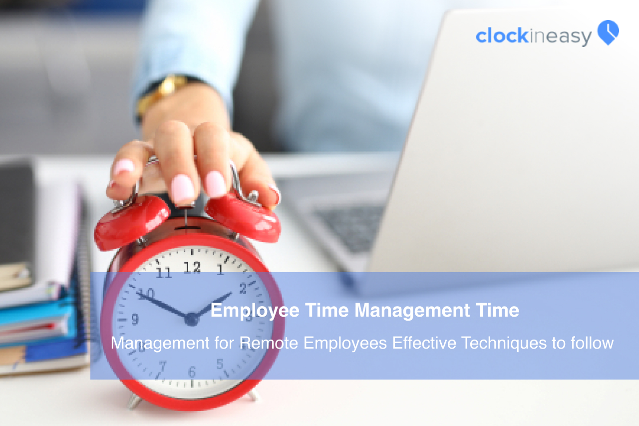 employee time management